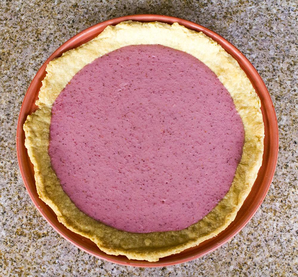 Clean Eating Strawberry Pie | homemadeforelle.com