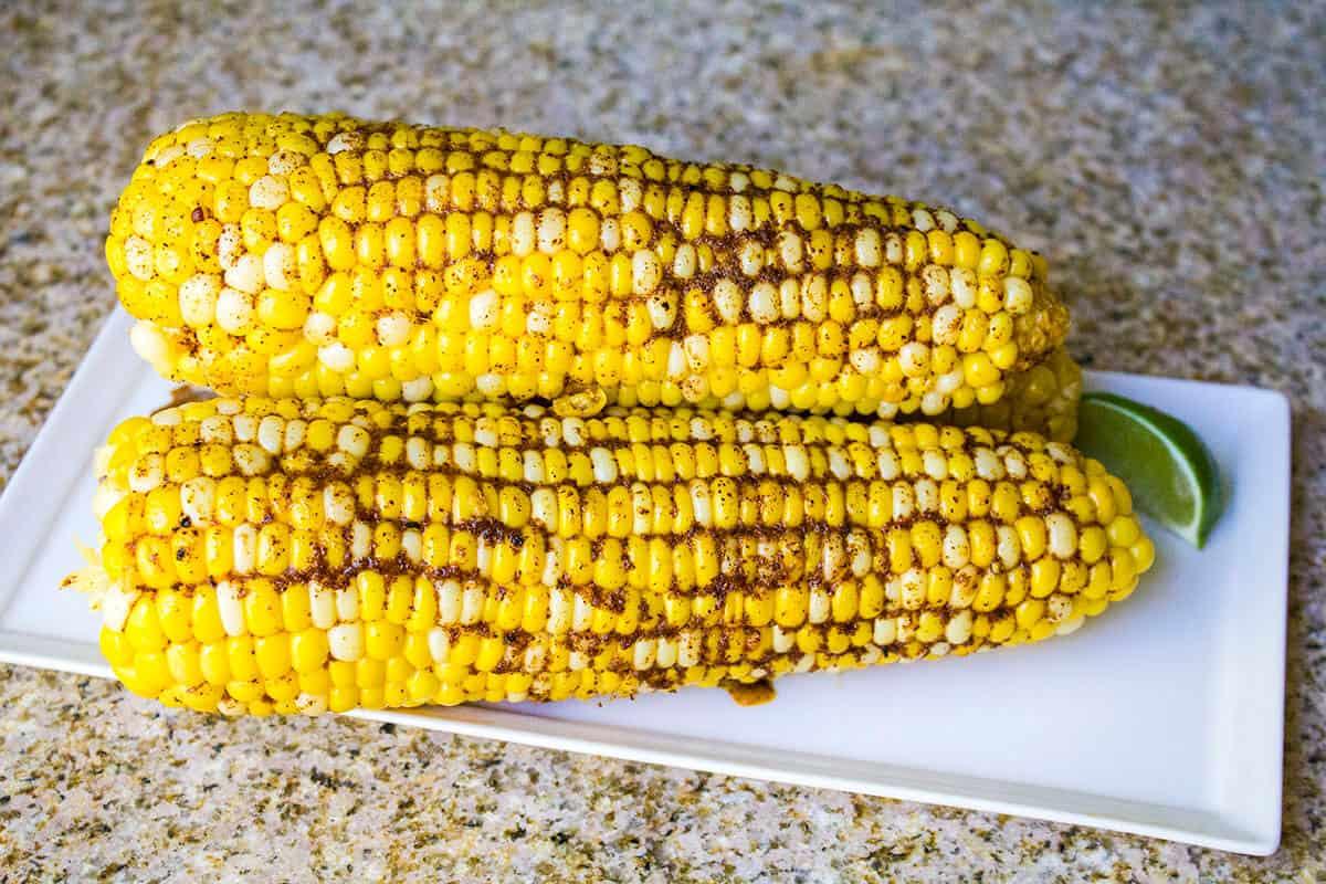 Grilled Mexican Corn Cob Recipe