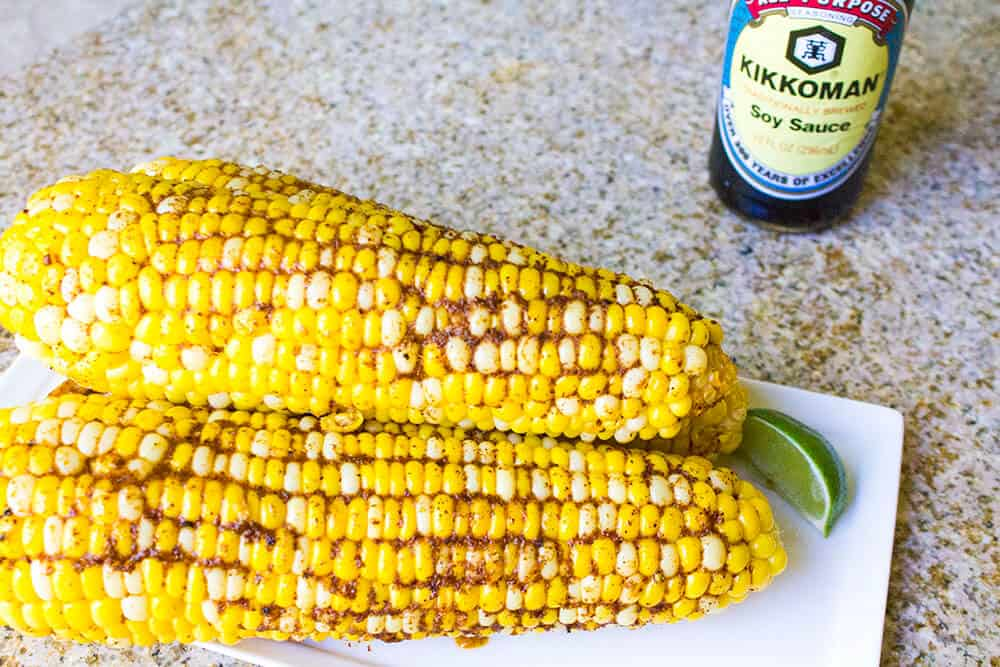 Grilled Mexican Corn Cob Recipe