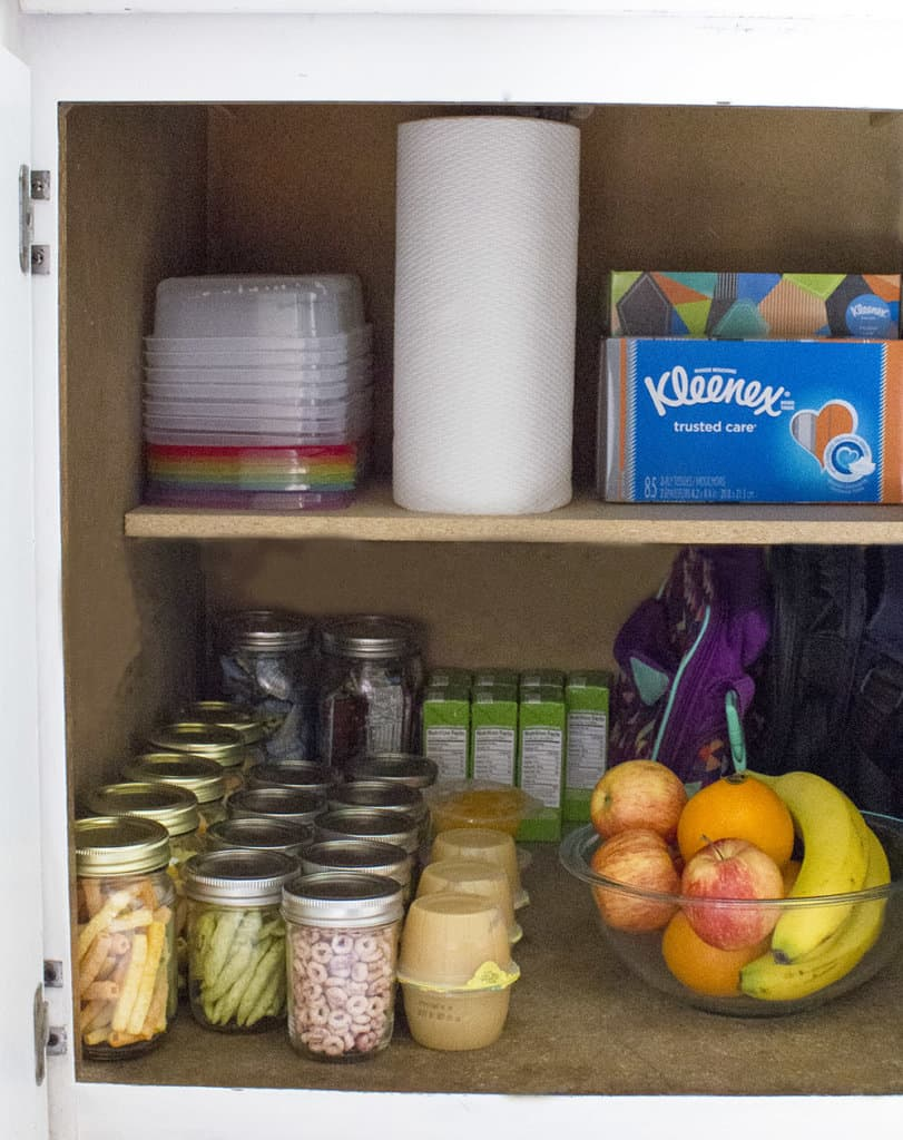 Healthy School Lunch Station - Healthy School Lunch Ideas   homemadeforelle.com
