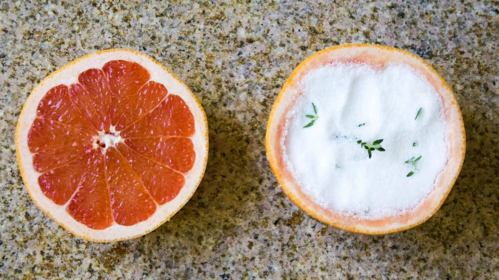 Grapefruit Citrus Rind Air Fresheners | homemadeforelle.com