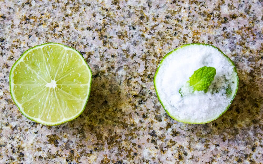 Lime Citrus Rind Air Fresheners | homemadeforelle.com