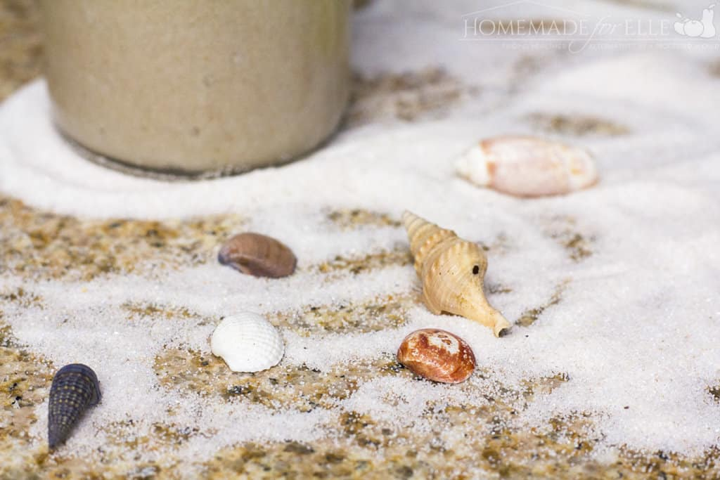 Homemade Beach Body Scrub | homemadeforelle.com