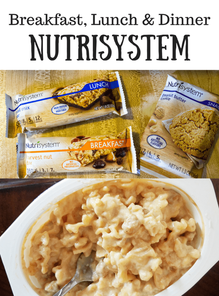 Personal Trainer Food vs Nutrisystem | homemadeforelle.com
