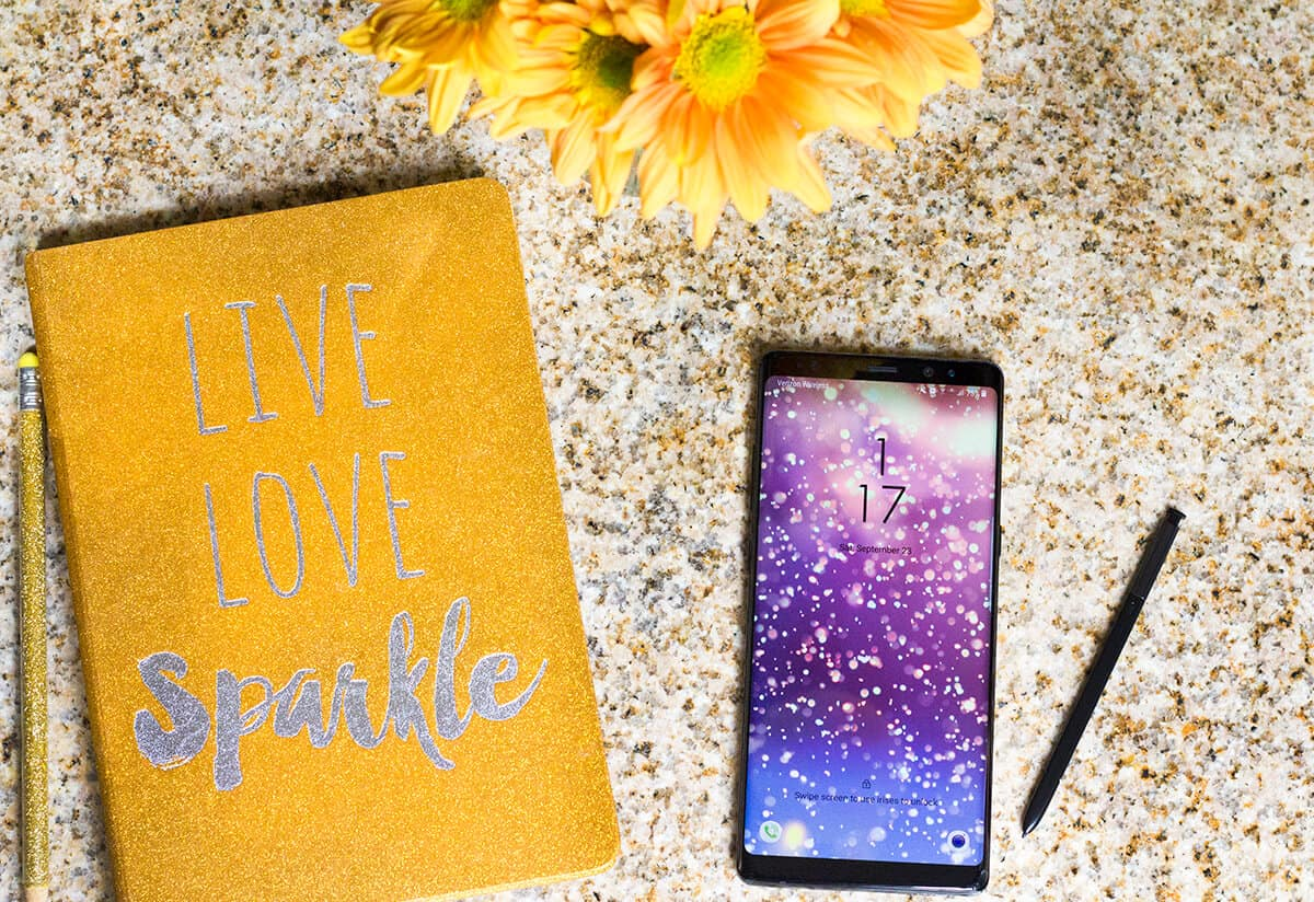 9 Tips to Become an Organized Parent with the Samsung Galaxy Note8