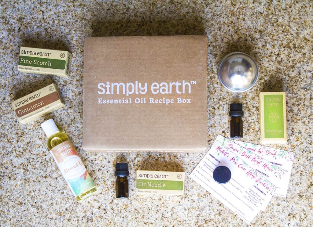 Simply Earth | Essential Oils Subscription Box