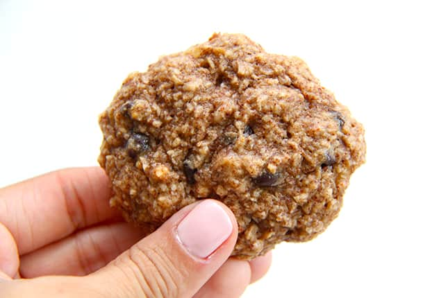 Grain-Free Breakfast Cookie Recipe
