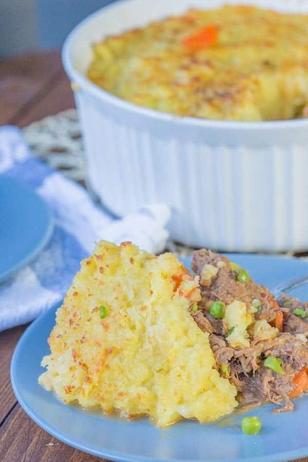 Clean Eating Instant Pot Shepherds Pie