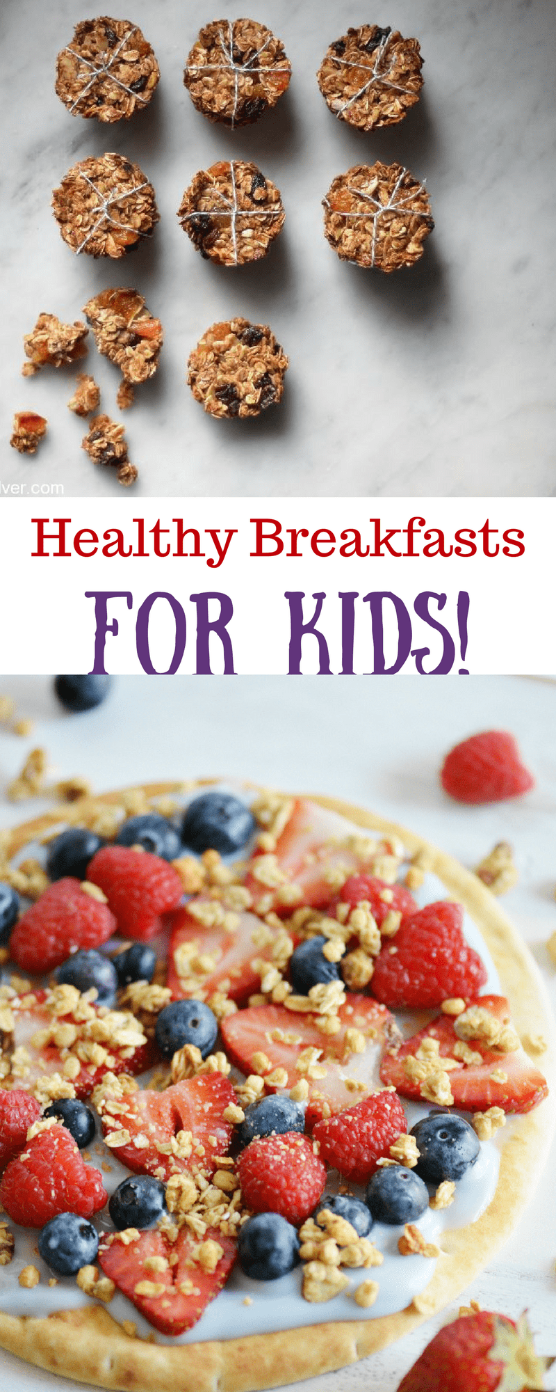 44 Healthy Breakfasts for Kids