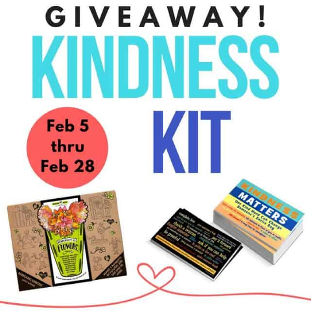 Kindness Kit Giveaway