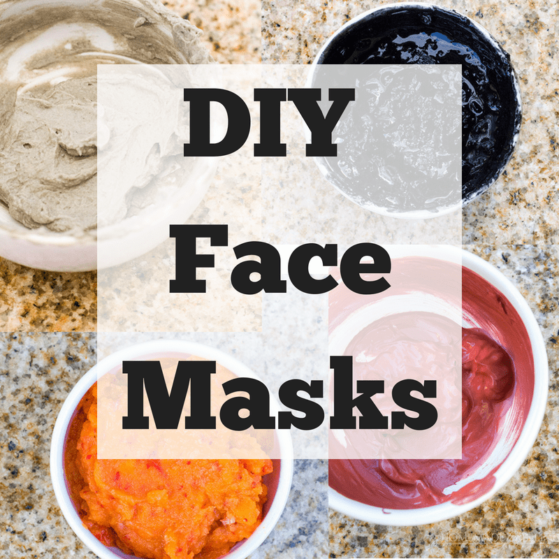 8 DIY Face Mask Recipes