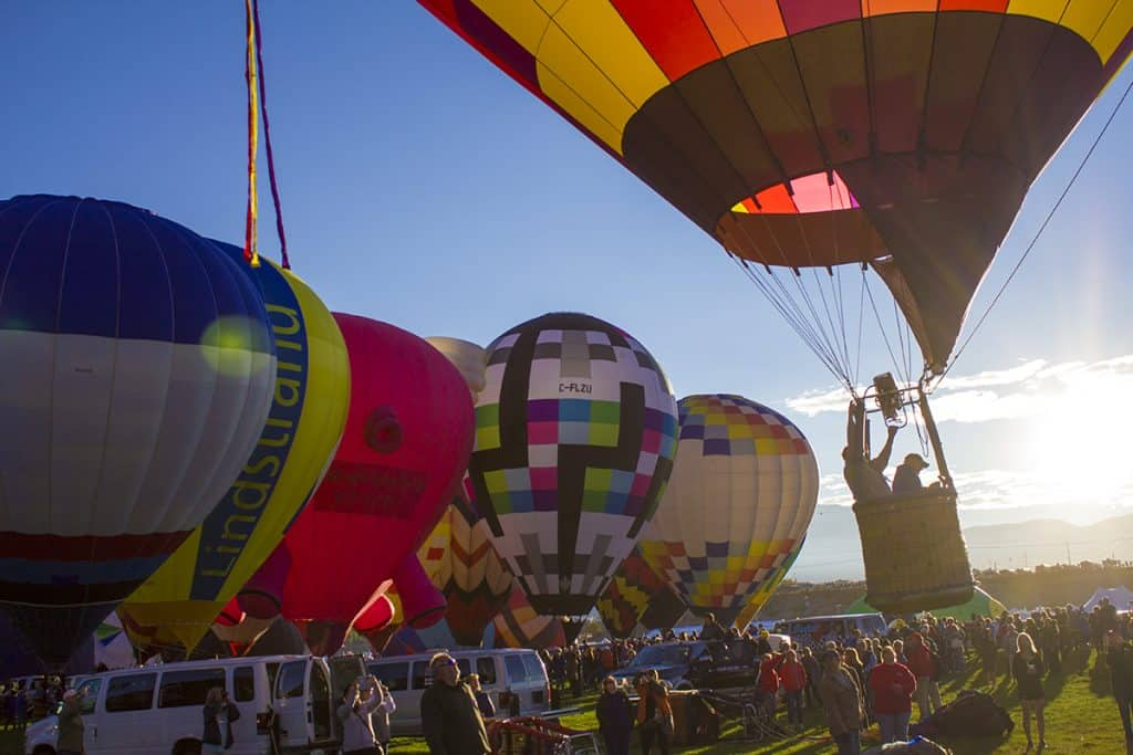 What to Pack for Balloon Fiesta