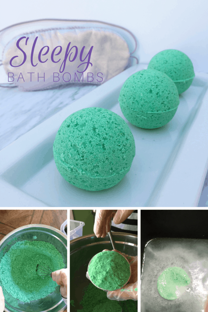 Sleep Apple Bath Bombs