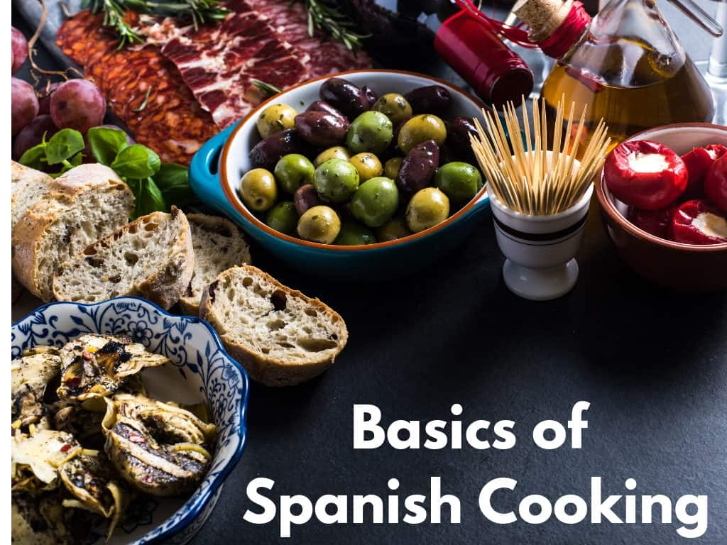 Basics of Spanish Cooking