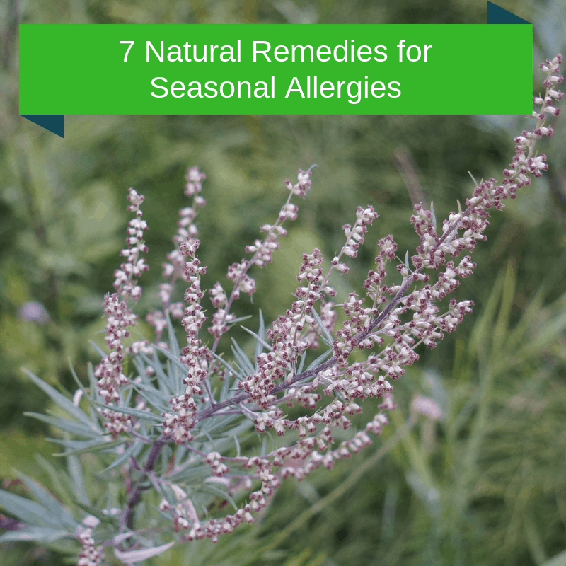 7 Natural Remedies for Seasonal Allergies