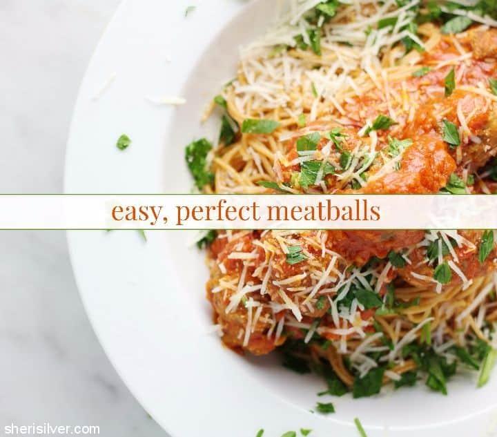 "Favor-""ette"": A Meatball Tip | Sheri Silver"