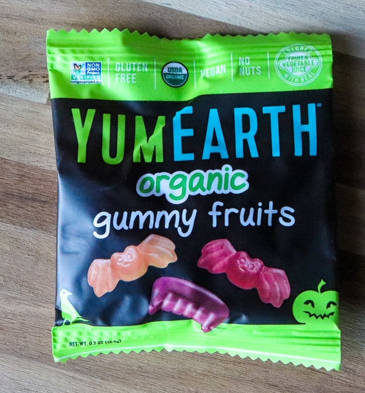 Love with Food Subscription Box - YumEarth Organic Gummy Fruits