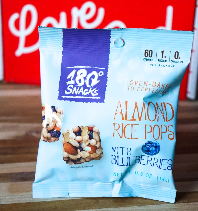 Love with Food Subscription Box - Almond Rice Pos