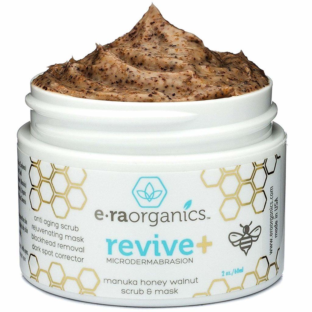 e-raorganics revive+ Microdermabrasion Facial Scrub