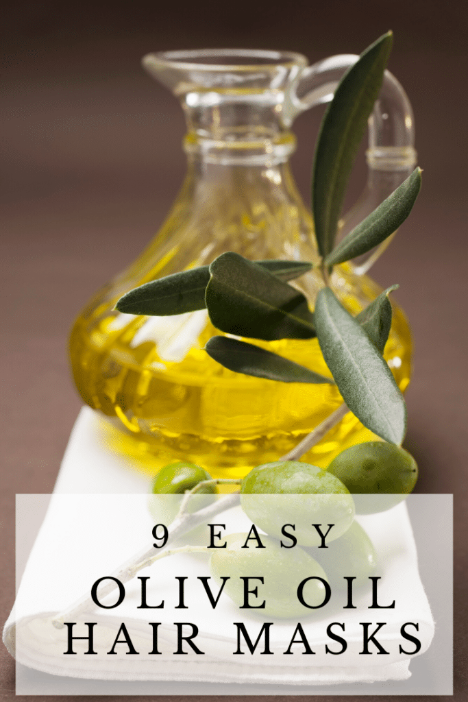 9 easy olive oil hair mask recipes