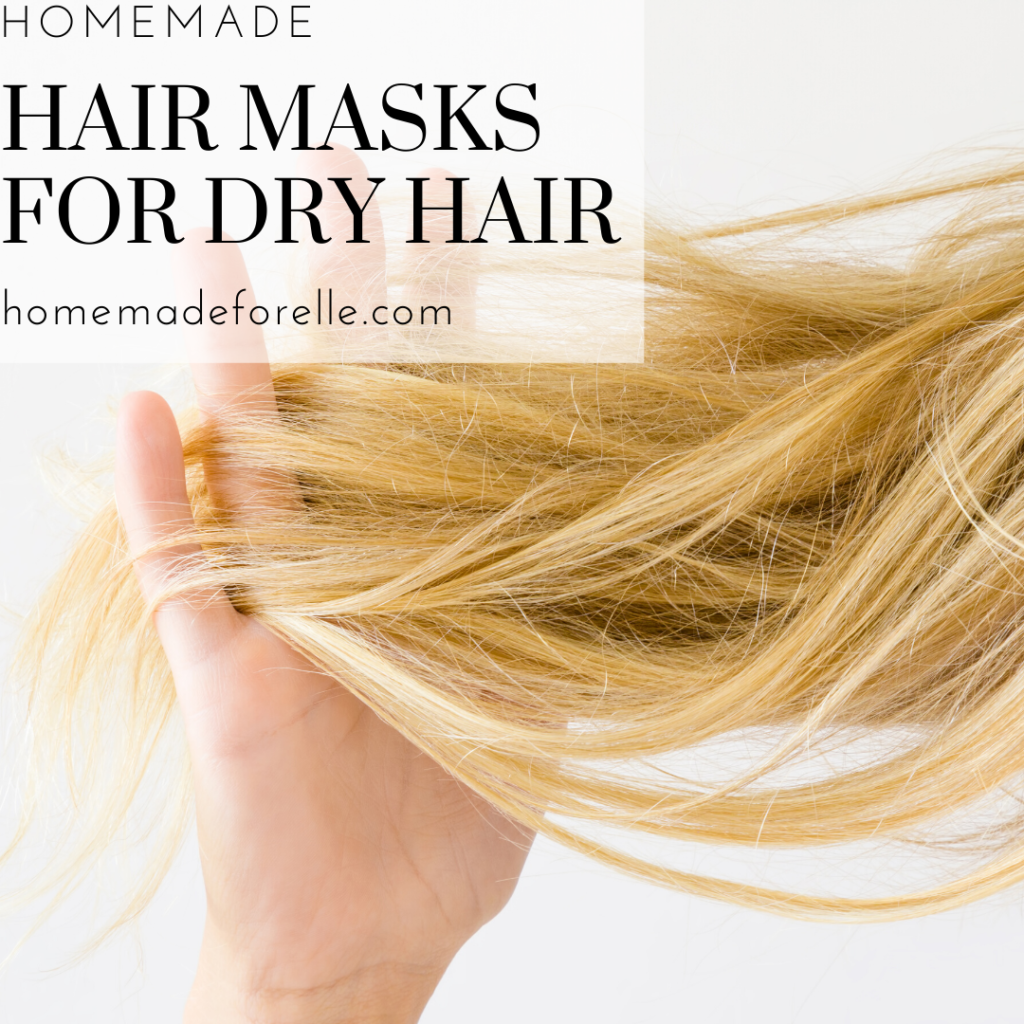 hair masks for dry hair