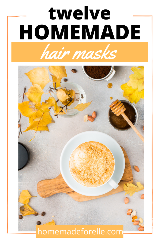 12 DIY Hair Masks